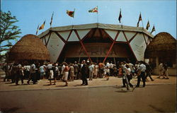 Africa Pavilion / New York Worlds Fair 1964-1965