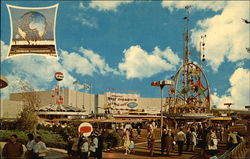 Pepsi-Cola Pavilion/ New York World's Fair 1964-1965