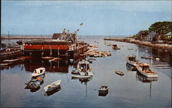 Rockport Harbor on Cape Ann