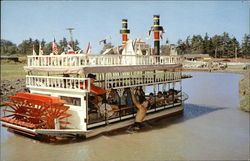 "The ""Natchez Belle"" - Adventure Town of the 1000 Islands"
