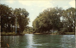 Entrance to Boldt's Canal