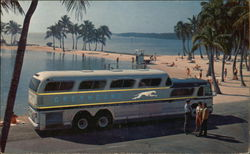 Greyhound Bus - Super Scenicruiser