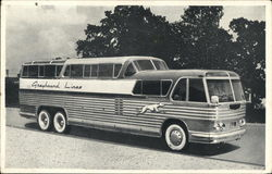 Greyhound Scenicruiser
