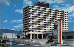 Colorado Springs Antlers Plaza Hotel