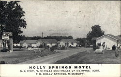 Holly Springs Motel