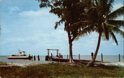 Automobile Ferry from Punta Rassa to Sanibel and Captiva Islands