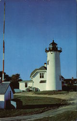 A Cape Cod Lighthouse, Chatham Light
