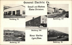 General Electric Co. Small and Medium Motor Division