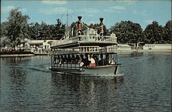 The Showboat at Lake Compounce