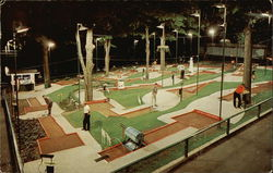 Miniature Golf Course, Lake Compounce