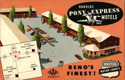 Harolds Pony Express Motel