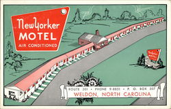 New Yorker Motel, Air Conditioned