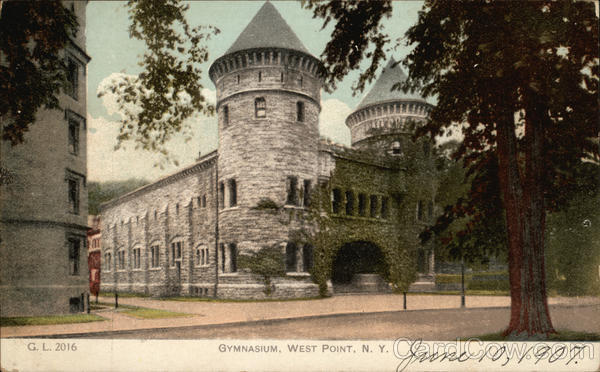 Gymnasium West Point New York