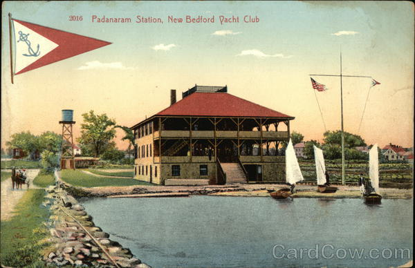 Padanaram Station, New Bedford Yacht Club Massachusetts