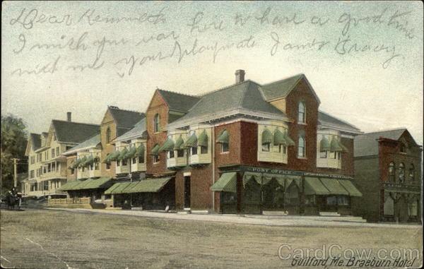 Braeburn Hotel Guilford Maine