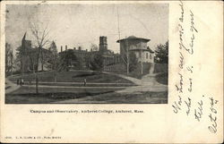 Campus and Observatory, Amherst College
