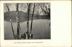 View From Lakelin Park Postcard