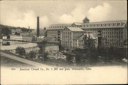American Thread Co., No. 2 Mill and Dam