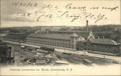 American Locomotive Co. Works