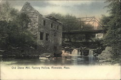 Old Stone Mill, Factory Hollow