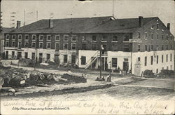 Libby Prison As It Was During the War