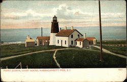 Point Judith Light House