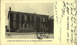 County Jail in which John Brown was Confined