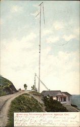 Wireless Telegraph Station