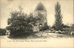The Old Powder House