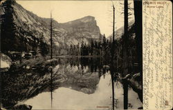 Mirror Lake, Yosemite Valley