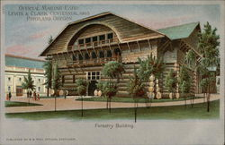 Forestry Building