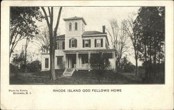Rhode Island Odd Fellows Home