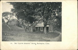 The Calvin Sessions House