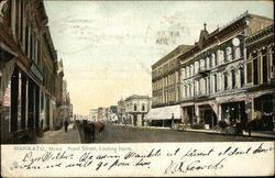 Front Street Looking North