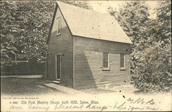 Old First Meeting House