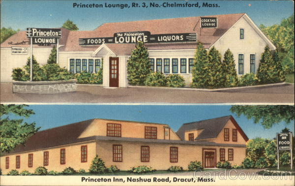 Princeton Lounge and Inn North Chelmsford Dracut Massachusetts