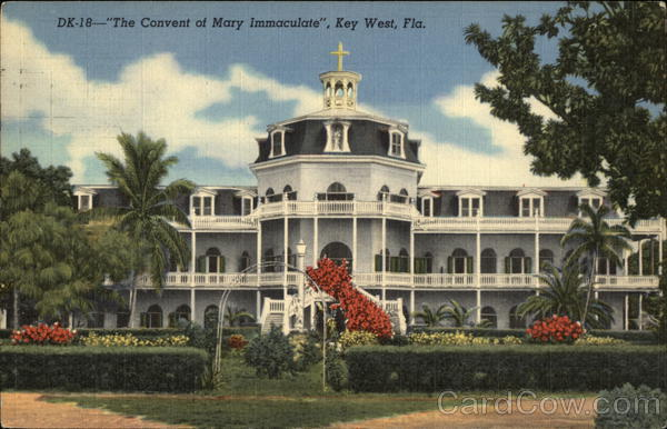 The Convent of Mary Immaculate Key West Florida