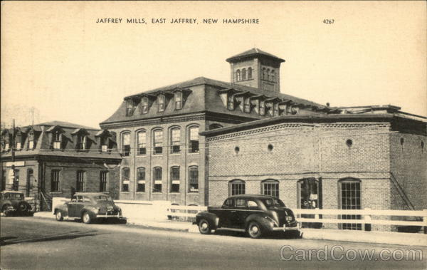 Jaffrey Mills East Jaffrey New Hampshire