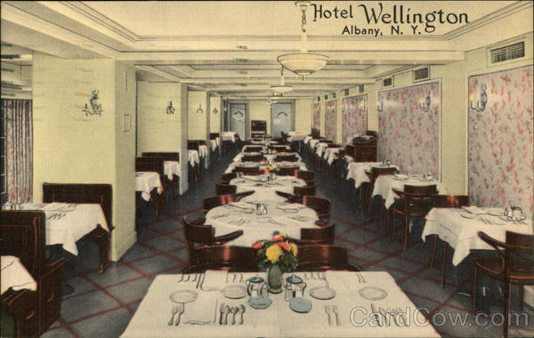 Hotel Wellington Albany New York