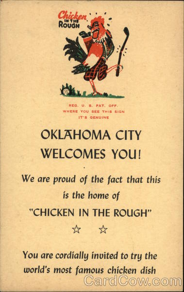 Chicken in the Rough Oklahoma City