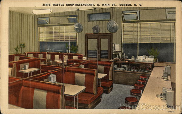 Jim's Waffle Shop- Restaurant Sumter South Carolina
