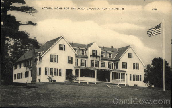 Laconia Home for the Aged New Hampshire