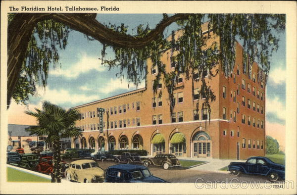 The Floridian Hotel Tallahassee Florida