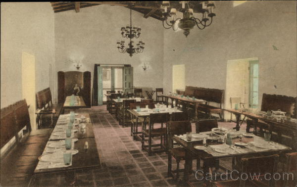 La Quinta Dining Room Indio California