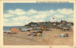 The Beach, Falmouth Heights