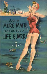 Just a Mere Maid Looking for a Life Guard!