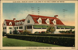 Club House, Drumlins Country Club
