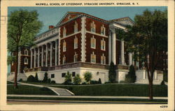 Syracuse University - Maxwell School of Citizenship