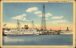 Port of Providence