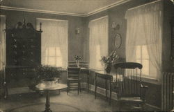 Ladies' Waiting Room, Sweet Heart Tea House